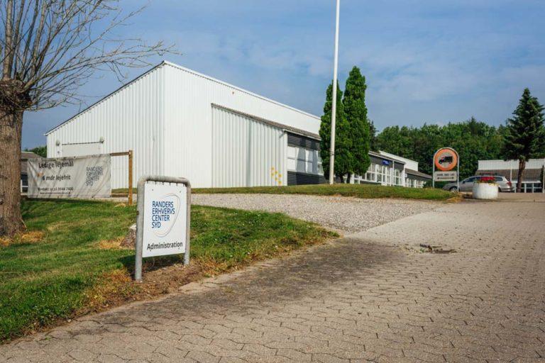Randers_Erhvervscenter_Syd_administration