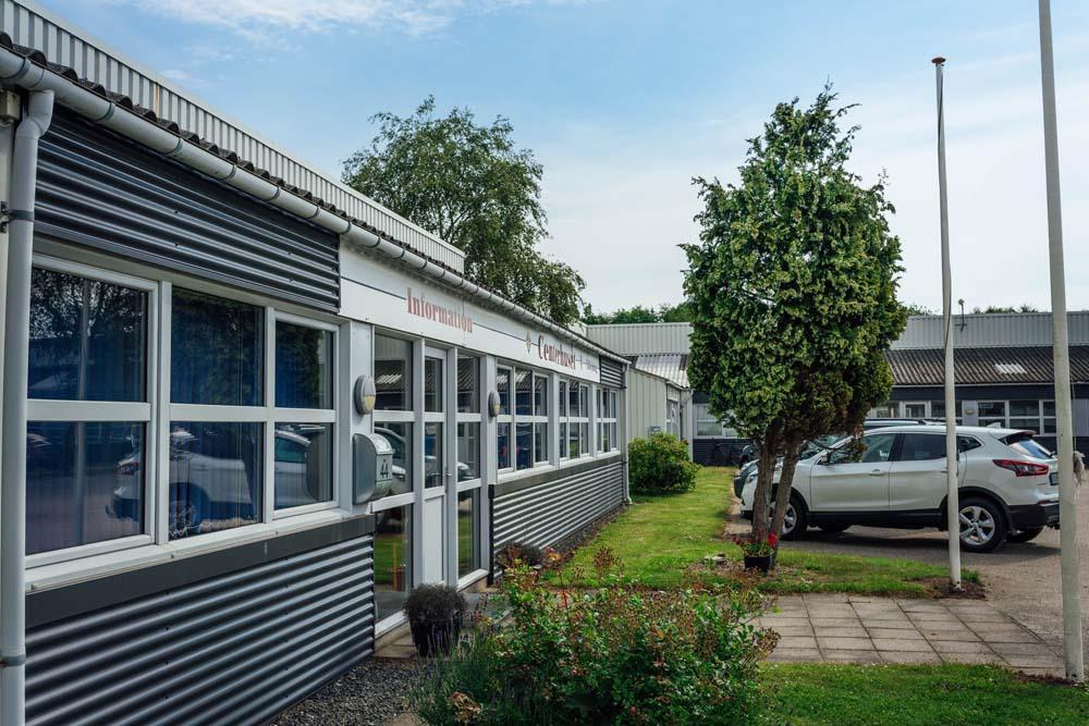 Centerhuset_facade_Randers_Erhvervscenter_Syd